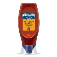 Ketchup Hellmann's Picante Squeeze 380g - Cod. 7891150027831C3