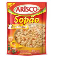 Sopão Arisco Galinha 160g - Cod. 7891150033801