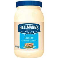 Maionese Light Hellmann's 500g - Cod. 7894000050720