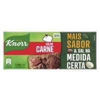 Caldo Knorr Carne Caixa 114g - Cod. 7891150012363