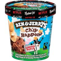 Sorvete Ben&Jerry's Chip Happens 1x8.95L - Cod. 76840002634