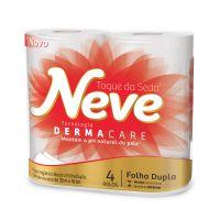P. Higienico F.Dupla Neve Neutro None 30 4un - Regular - Cod. 7891172421174C16