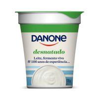 Iogurte Danone Desnatado 170G - Cod. 7891025102540