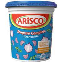 Tempero Arisco Completo Sem Pimenta 1kg | 1 unidades - Cod. C15002