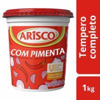 Tempero Arisco Completo Com Pimenta 1kg | 1 unidades - Cod. C15004