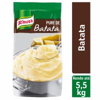 Purê de Batatas Knorr Desidratado 1,01kg | 1 unidades - Cod. C15390