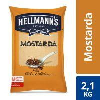 Mostarda Hellmanns Bag 2,1kg | 1 unidades - Cod. C15537