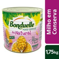 Milho em Conserva Bonduelle Natural 1,75kg | 1 unidades - Cod. C15596