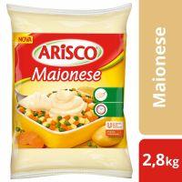Maionese Arisco Bag 2,8kg | 1 unidades - Cod. C15643