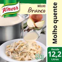 Base em Pó Para Preparo Knorr Branco Bechamel 1,1kg | 1 unidades - Cod. C16271