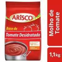 Base de Tomate Desitratada Arisco Bag 1.1kg | 1 unidades - Cod. C16272