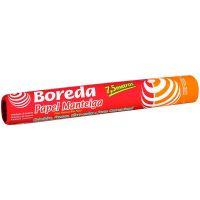 Papel Manteiga Boreda 30 x 7,5m | Caixa com 12 unidades - Cod. 789738700731C12