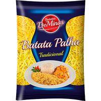 Batata Palha De Minas 400g | Caixa com 25 unidades - Cod. 7898551270125C25
