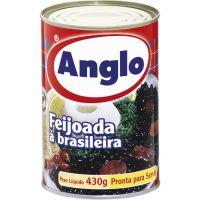 Feijoada Anglo À Brasileira Lata 430g | Caixa com 24 unidades - Cod. 7896037514824C24