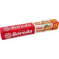Filme De Pvc Boreda 15 x 28m | Caixa com 12 unidades - Cod. 7897384700380C12