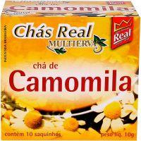 Chá Real Camomila 10g - Cod. 7896045041015