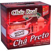Chá Real Preto Clássico 18g - Cod. 7896045021024