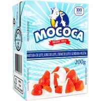 Creme De Leite Mococa Mistura 200g | Caixa com 27 unidades - Cod. 7891030300306C27