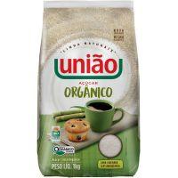 Açúcar Cristal União Orgânico 1kg | Caixa com 10 unidades - Cod. 17891910020031C10