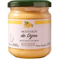 Mostarda Dijon Beaufor De Vidro 200g - Cod. 3077310532054