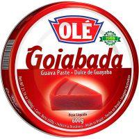 Doce Goiabada Olé Lata 600g   Caixa com 12 unidades - Cod. 7891032018254C12