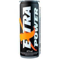 Energético Extra Power Lata 473ml | Caixa com 6 unidades - Cod. 17898132844902C6