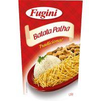 Batata Palha Fugini Tradicional 120g | Caixa com 20 unidades - Cod. 7897517203719C20