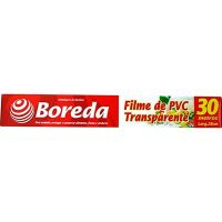 Filme De Pvc Boreda 30 x 28m | Caixa com 12 unidades - Cod. 7897384700397C12