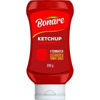 Catchup Bonare Squeeze Tradicional 390g | Caixa com 12 unidades - Cod. 7898905153982C12