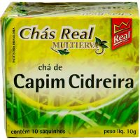 Chá Real Cidreira 10g - Cod. 7896045041046