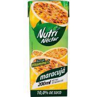 Suco Nutri Néctar 200ml Maracujá Tp | Caixa com 27 unidades - Cod. 7898920195226C27
