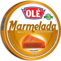 Doce Marmelada Olé Lata 600g   Caixa com 12 unidades - Cod. 7891032018353C12