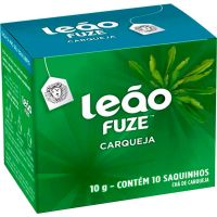 Chá Mate Leão Fuze Carqueja 15g | Caixa com 2 unidades - Cod. 7891098010438C2