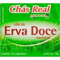 Chá Real Erva Doce 15g - Cod. 7896045041053