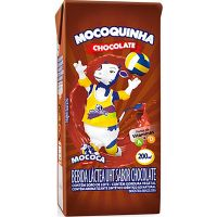 Achocolatado Pronto Mococa 200ml | Caixa com 27 unidades - Cod. 7891030300047C27
