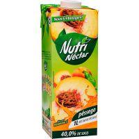 Suco Nutri Néctar 1L Pêssego Tp | Caixa com 6 unidades - Cod. 7898920195134C6