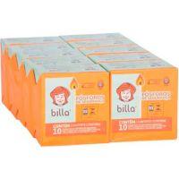 Fósforo Billa | Caixa com 10 unidades - Cod. 27898958192093C10