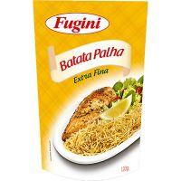 Batata Palha Fugini Extra Fina 120g | Caixa com 20 unidades - Cod. 7897517203726C20