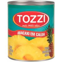 Abacaxi em Calda Tozzi 400g - Cod. 17898909755387C12