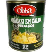 Abacaxi em Pedaços Qobba 400g - Cod. 7898933880027