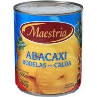 Abacaxi em Rodelas Maestria 400g - Cod. 7898935234149