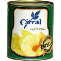 Abacaxi Rodelas Citral Lata 400g - Cod. 7898917393208