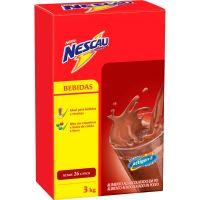 Achocolatado em Pó Nescau 3Kg - Cod. 7891000372401