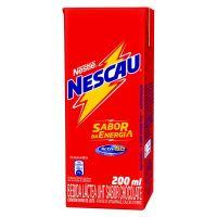 Achocolatado Líquido Prontinho Nescau Tetra Pack 200ml - Cod. 7891000379103C27