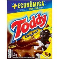 Achocolato em Pó Toddy Original 2kg - Cod. 7894321711553