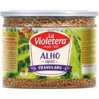 Alho Frito Granulado La Violetera 500g - Cod. 7891089046958