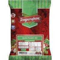 Alho Picado Temperabem 1kg - Cod. 7898486570130