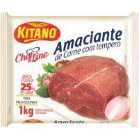 Amaciante de Carne Kitano 1kg - Cod. 7891095159420