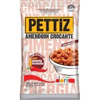 Amendoim Dori Pettiz Pimenta Vermelho 1,01kg - Cod. 7896058507713