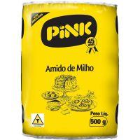 Amido de Milho Pink 500g | Caixa com 6un - Cod. 7896229601554C6